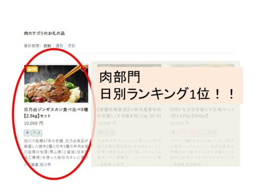 日乃出のジンギスカン食べ比べ5種 レビューと旭川の人気精肉店紹介 4