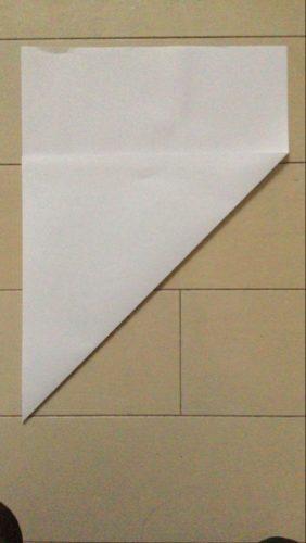ハロウィンの帽子の作り方:型紙