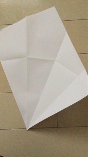 ハロウィンの帽子の作り方:型紙4