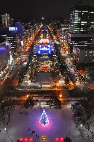 札幌イルミネーションテレビ塔