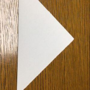 折り紙でネズミの立体的な作り方・折り方 ねずみを折り紙で立体的に 1