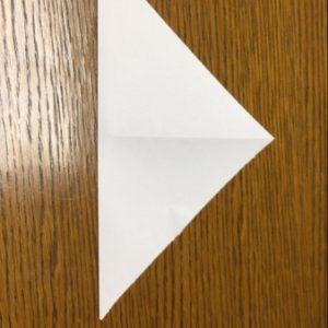 折り紙でネズミの立体的な作り方・折り方 ねずみを折り紙で立体的に 2
