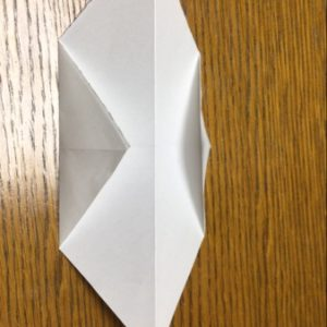 折り紙でネズミの立体的な作り方・折り方 ねずみを折り紙で立体的に 4