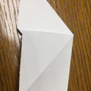 折り紙でネズミの立体的な作り方・折り方 ねずみを折り紙で立体的に 6