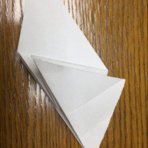 折り紙でネズミの立体的な作り方・折り方 ねずみを折り紙で立体的に 7