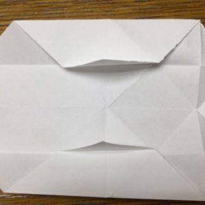 折り紙でネズミの立体的な作り方・折り方 ねずみを折り紙で立体的に 18