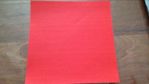 サンタクロース 折り紙 折り方作り方