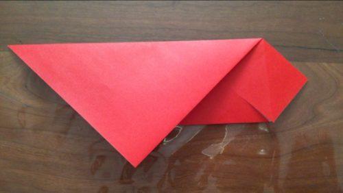 サンタ 折り紙 折り 方