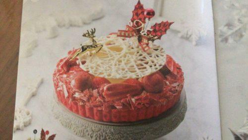 ルビーチョコレート ケーキ ルタオ