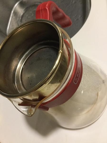 ゴールドフィルター 使い方 挽き方 比較