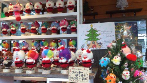 ミュンヘンクリスマス市 雑貨 出店