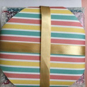 wrapping bag idea ribbon