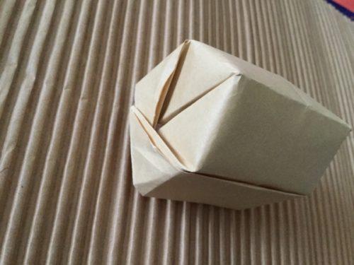 折り紙 家 作り方 立体 簡単