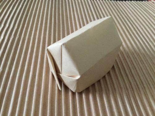 折り紙 家 立体 作り方 簡単
