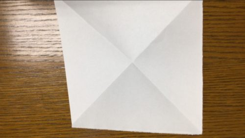 折り紙 家 立体 作り方 折り方