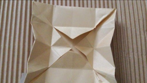 折り紙 家 折り方 立体 アレンジ