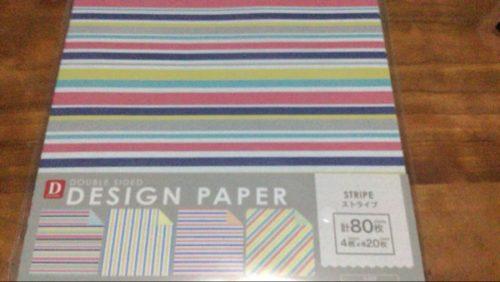 折り紙 百均 ダイソー