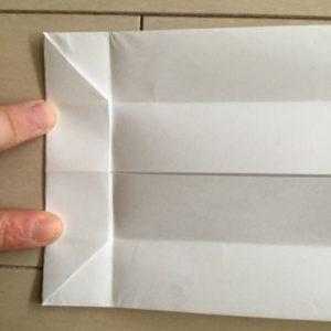 a4用紙 折り紙 箱の作り方手順