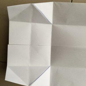 長方形 折り紙 折り方 簡単 解説