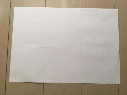 折り紙 箱 作り方 a4 解説