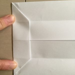 a4用紙 折り紙