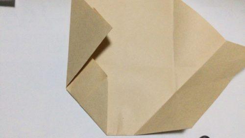 折り紙 豆入れ 製作 保育園