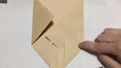 節分 折り紙 箱 作り方