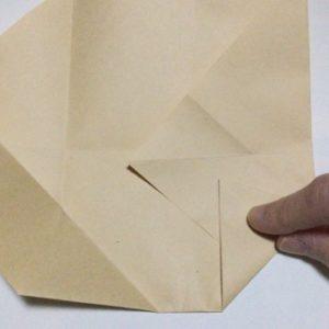 節分 豆入れ 製作 折り紙