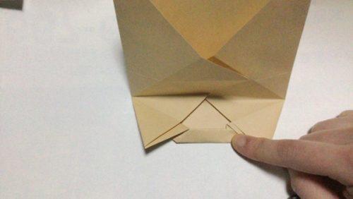 大人 の 折り紙 鬼 origami box