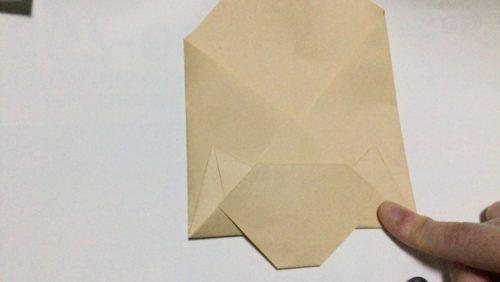 節分 豆入れ 手作り 折り紙