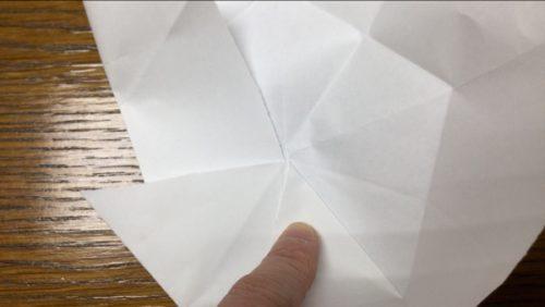 ひな祭り 花 折り紙
