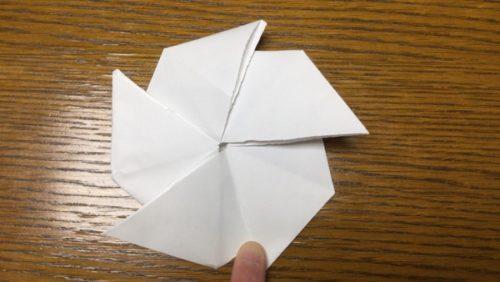作り方 ひな祭り 折り紙 リース解説
