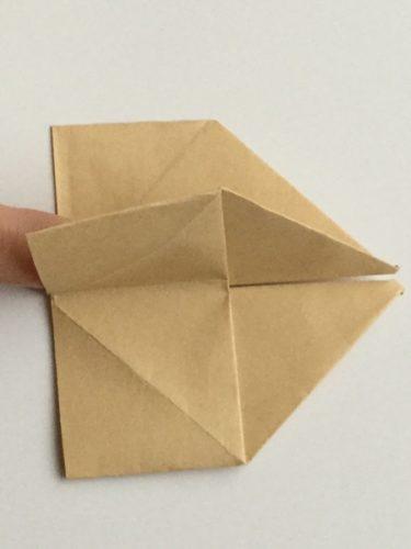 簡単 折り方 紙 箱
