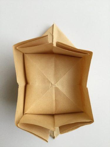 紙箱の作り方