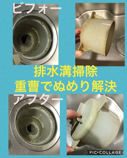 排水溝 掃除 重曹 洗剤 頻度