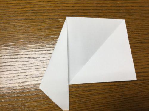 かぶと折り紙 折り方 上級