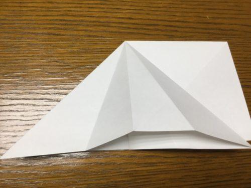かぶと折り紙 折り方