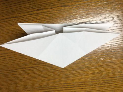 かぶと折り紙