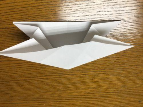カブト折り紙 折り方