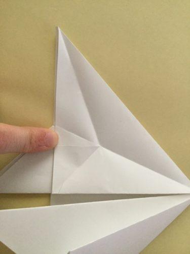 兜 折り紙 かぶれる サイズ 折り方 アレンジ