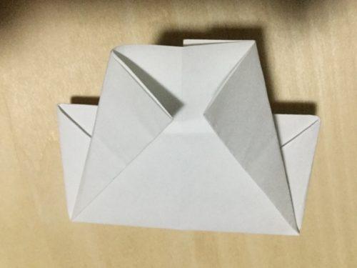 折り紙 エッグスタンド 折り方 アレンジ
